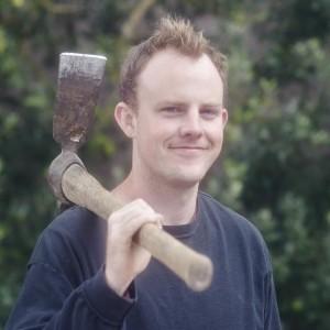 headshot of Seamus